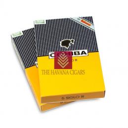Cohiba Siglo III Pack of 5