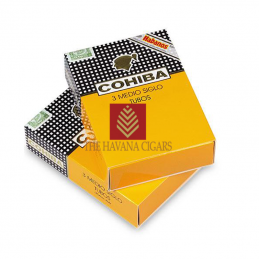 Cohiba Medio Siglo Pack of 3