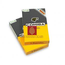 Cohiba Panetelas - Box 5